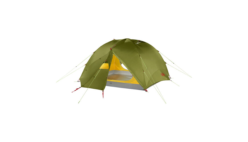 Jack Wolfskin Yellowstone III Vent Tent green tea